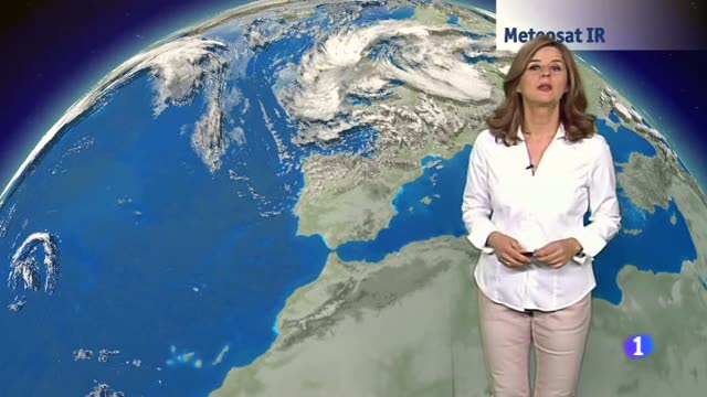 El tiempo en Andalucía - 30/06/2017