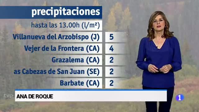El tiempo en Andalucía - 6/03/2018