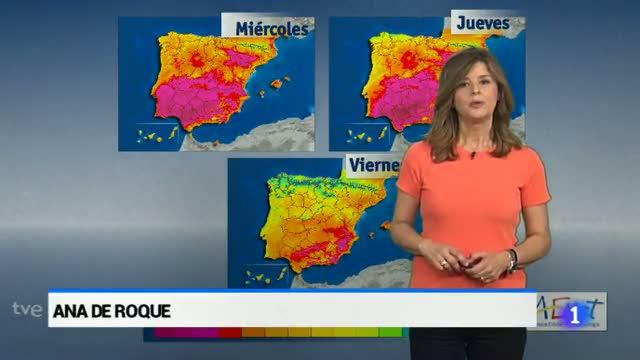 El tiempo en Andalucía- 8/6/2016