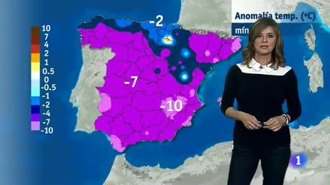 El tiempo en Aragón - 04/1202107