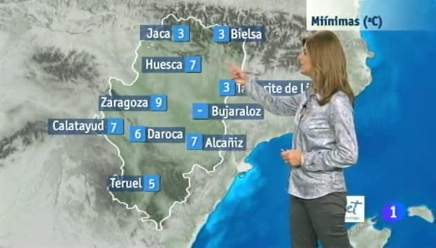 El tiempo en Aragón - 05/11/14