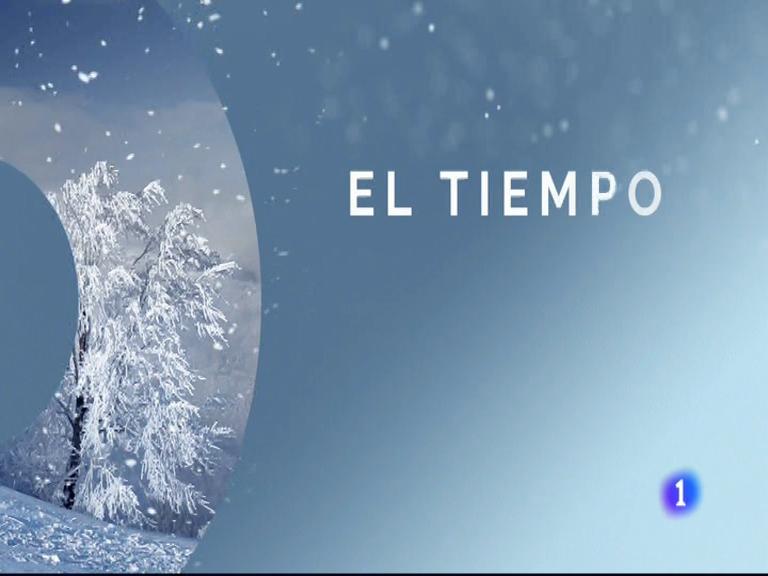 El tiempo en Aragón - 08/01/2019