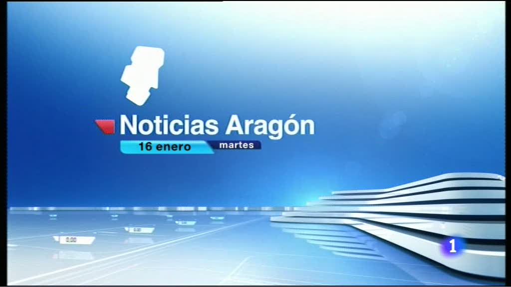 El tiempo en Aragón - 16/01/2018