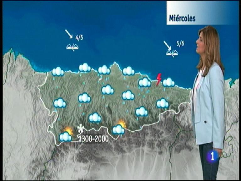 El tiempo en Asturias - 04/11/14