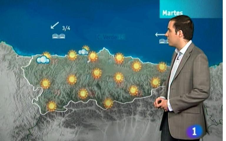 El tiempo en Asturias - 12/03/12