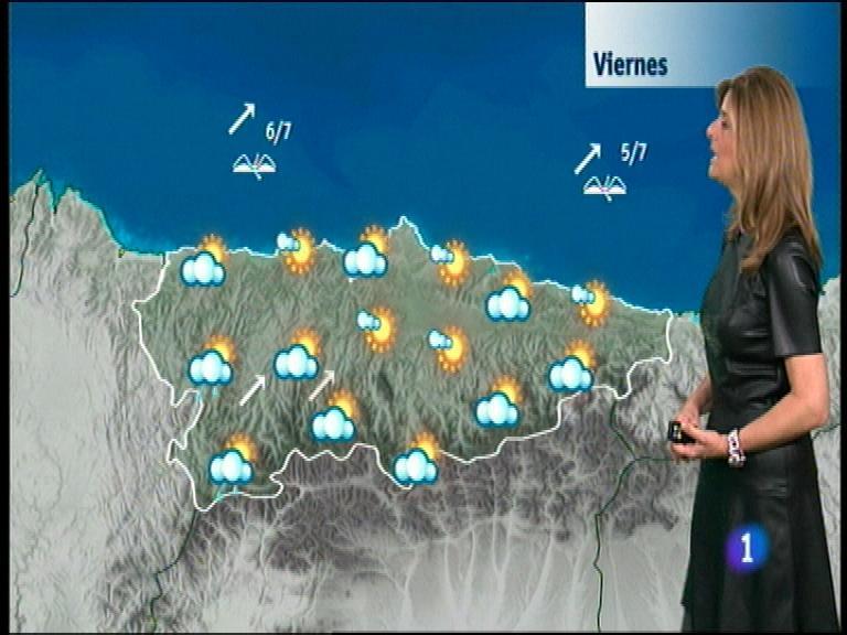 El tiempo en Asturias - 13/11/14