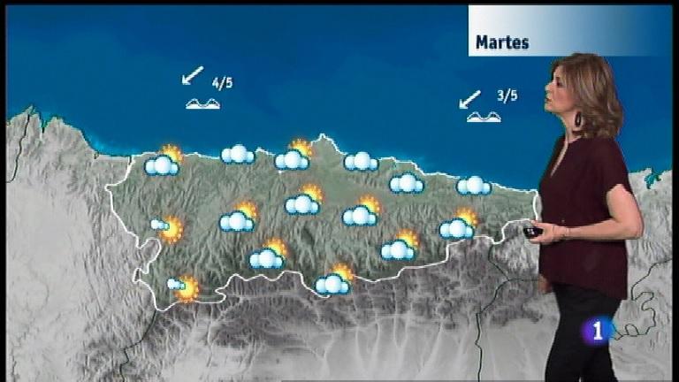 El tiempo en Asturias - 18/06/18