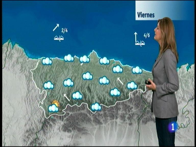 El tiempo en Asturias - 27/11/14