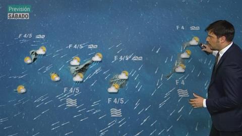El tiempo en Canarias - 01/12/2018
