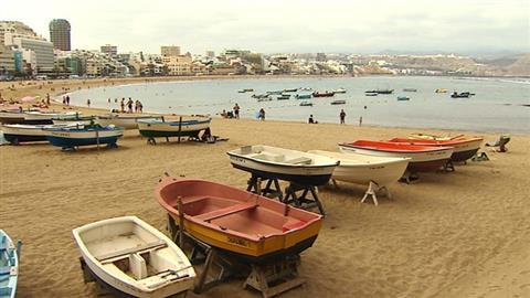 El tiempo en Canarias - 02/09/2018