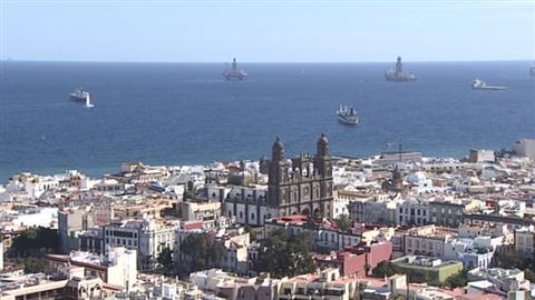 El tiempo en Canarias - 07/01/2019