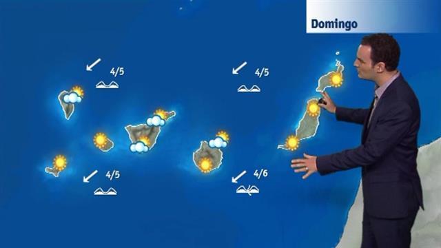 El tiempo en Canarias - 09/09/2018