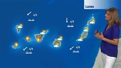 El tiempo en Canarias - 10/09/2018