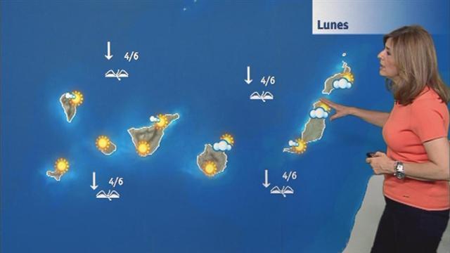 El tiempo en Canarias - 12/06/2017
