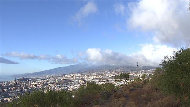 El tiempo en Canarias - 13/10/2016