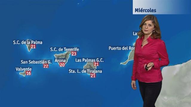 El tiempo en Canarias - 14/02/2018