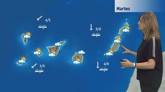El tiempo en Canarias - 14/06/2016