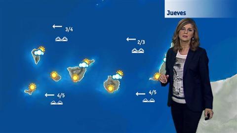 El tiempo en Canarias - 14/12/2017