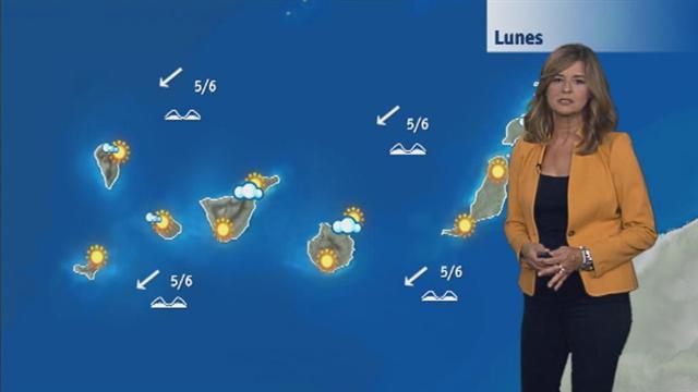 El tiempo en Canarias - 18/09/2017