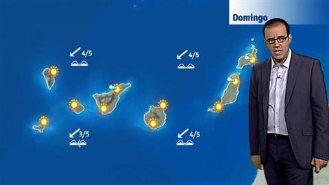 El tiempo en Canarias - 19/06/2016