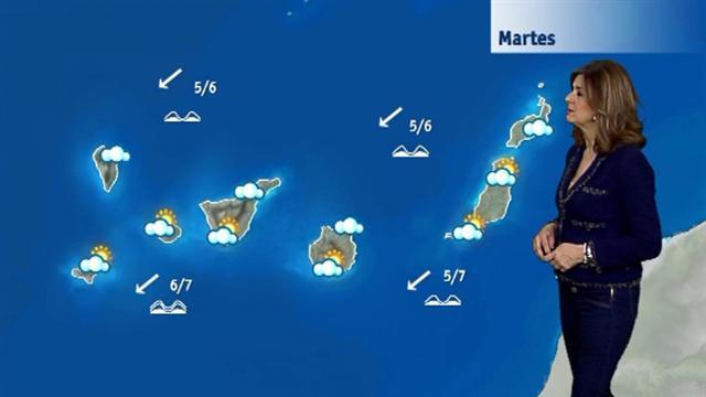 El tiempo en Canarias - 20/03/2018