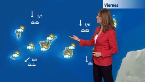 El tiempo en Canarias - 20/04/2018