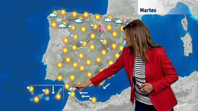 El tiempo en Canarias - 20/06/2016