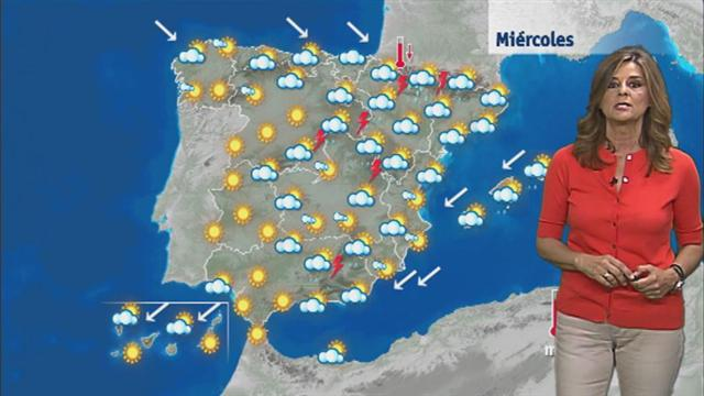 El tiempo en Canarias - 29/06/2016