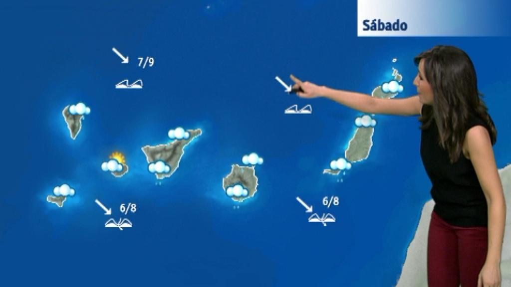 El tiempo en Canarias - 29/11/14