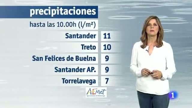 El tiempo en Cantabria - 15/06/16