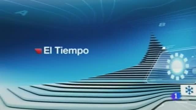 El Tiempo en Castilla-La Mancha - 09/10/17