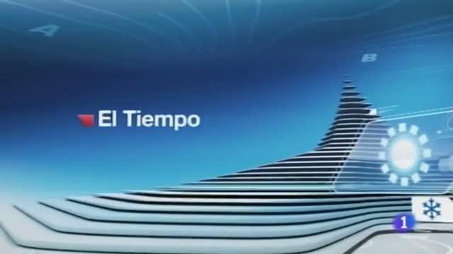 El Tiempo en Castilla-La Mancha - 10/10/17
