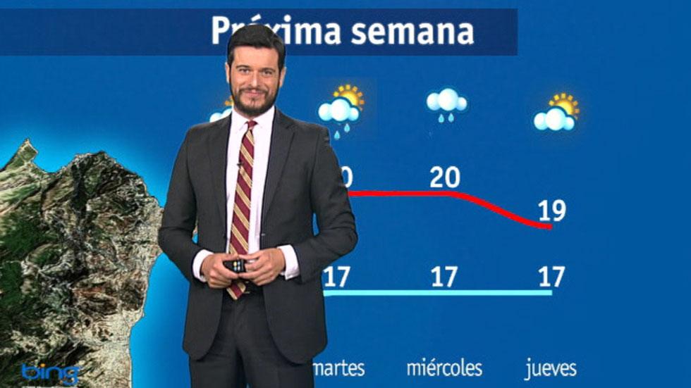 El tiempo en Ceuta - 07/11/14