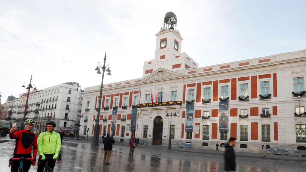 El Tiempo en la Comunidad de Madrid - 02/01/18