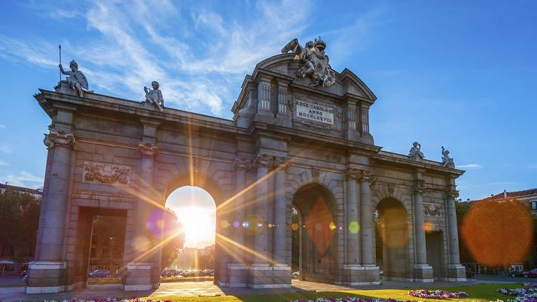 El Tiempo en la Comunidad de Madrid - 03/11/14