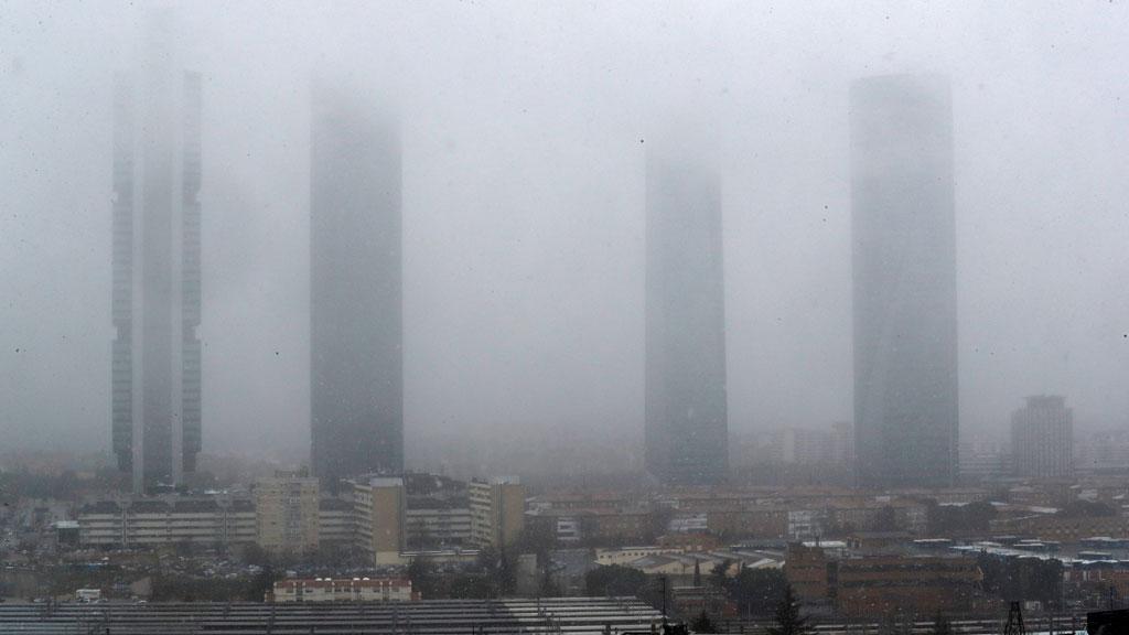 El Tiempo en la Comunidad de Madrid - 09/02/18