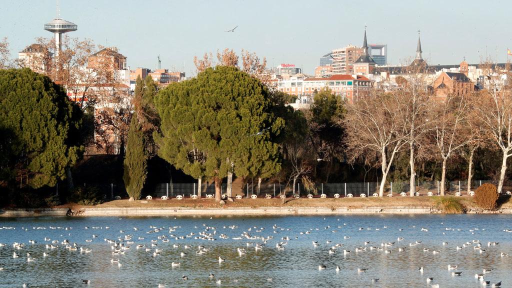El Tiempo en la Comunidad de Madrid - 15/05/18