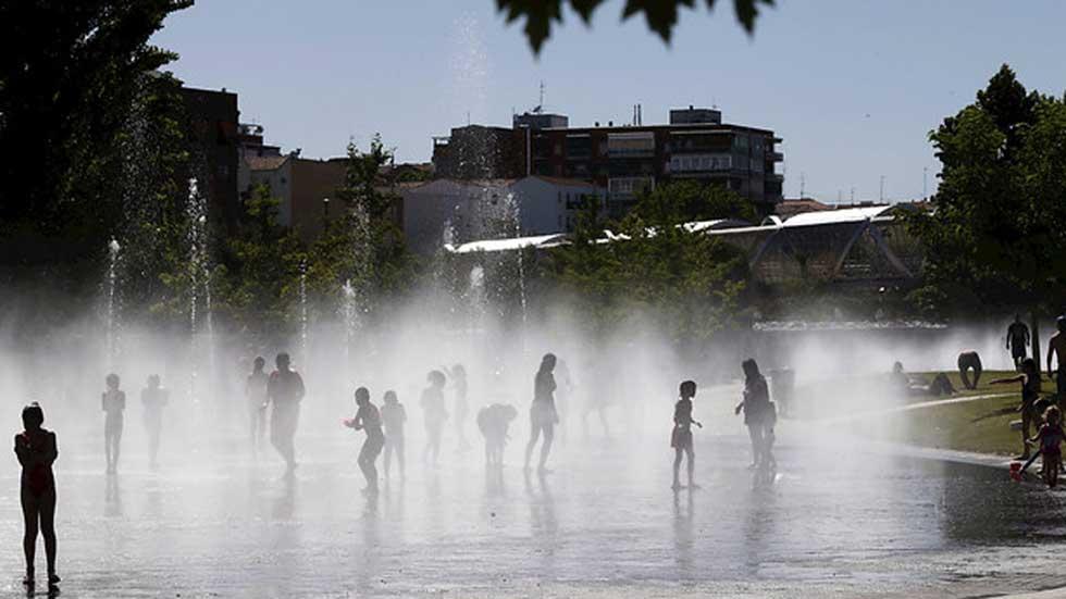 El Tiempo en la Comunidad de Madrid - 23/06/16