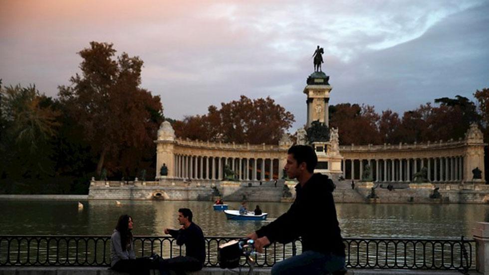 El tiempo en la Comunidad de Madrid - 26/11/14