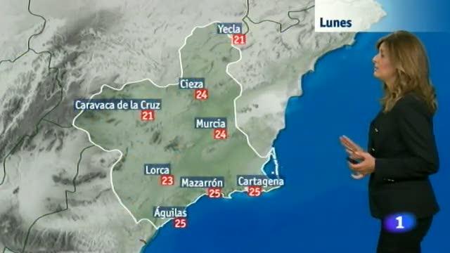 El tiempo en la Comunidad de Murcia - 03/11/2014