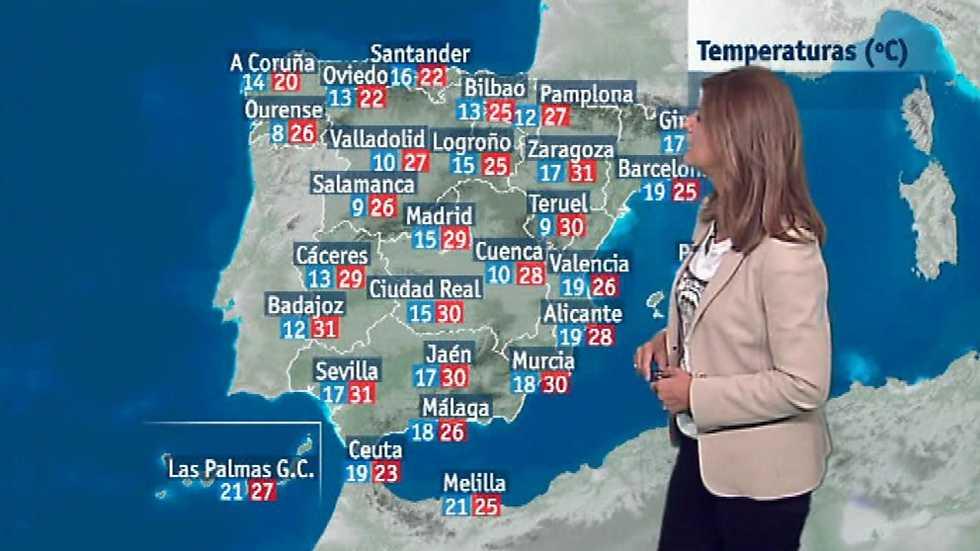 El tiempo en la Comunidad Valenciana - 03/10/16