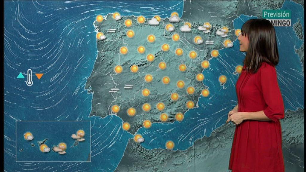 El tiempo en la Comunidad Valenciana - 04/01/19