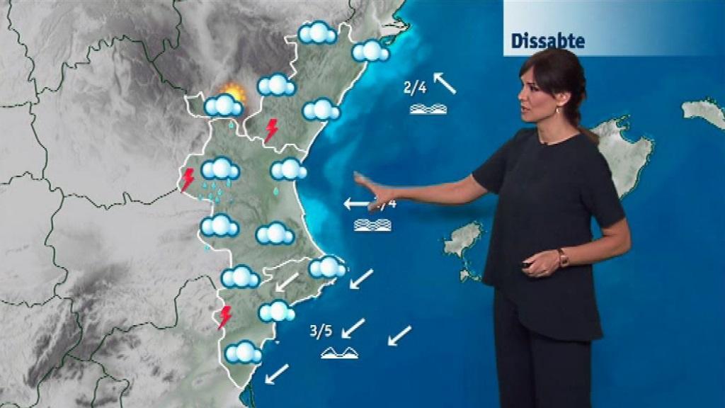 El tiempo en la Comunidad Valenciana - 07/09/18