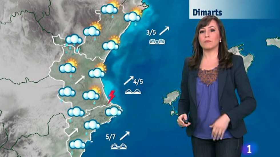 El tiempo en la Comunidad Valenciana - 10/11/14