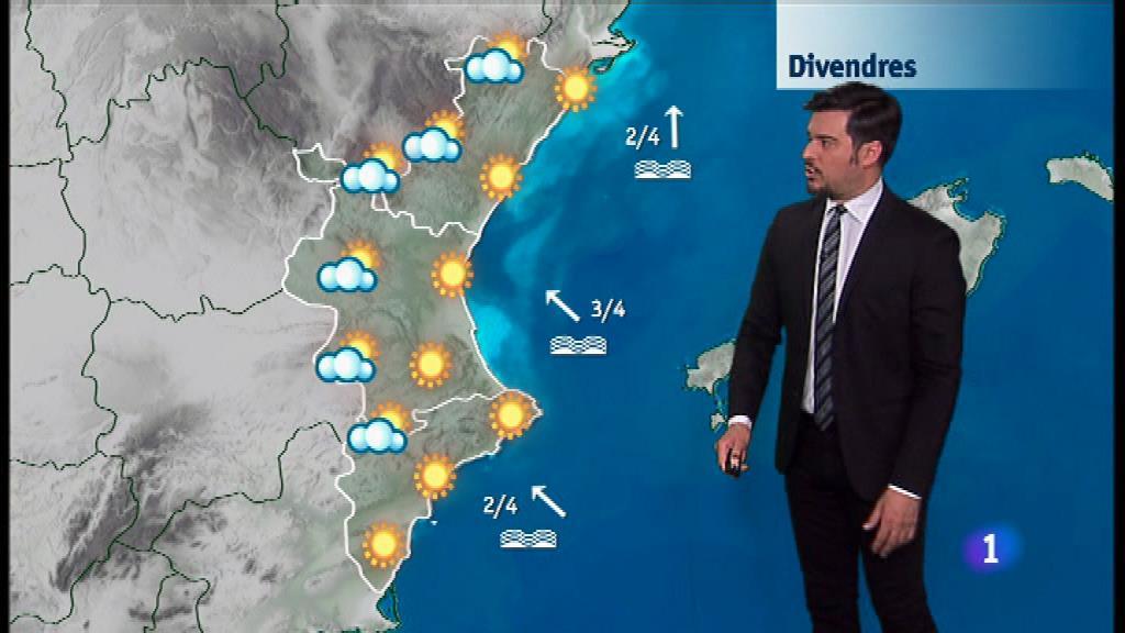 El tiempo en la Comunidad Valenciana - 11/05/18