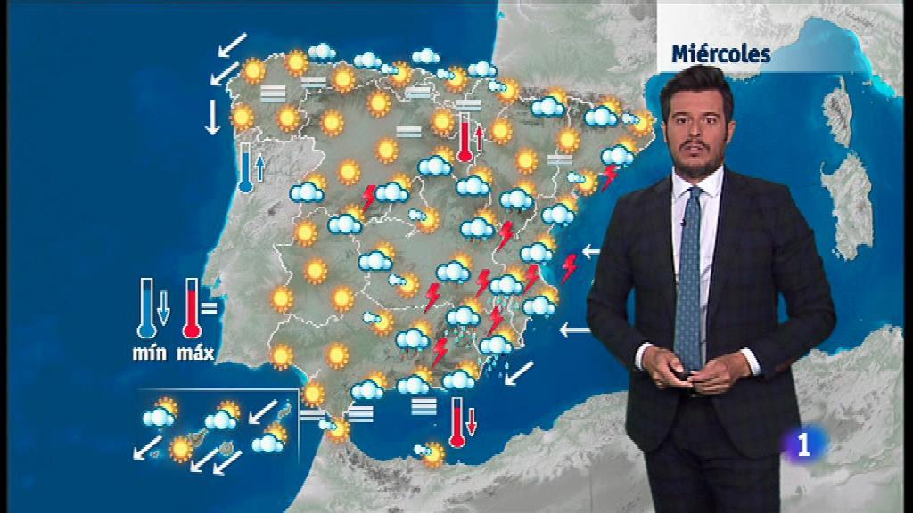 El tiempo en la Comunidad Valenciana - 14/08/18
