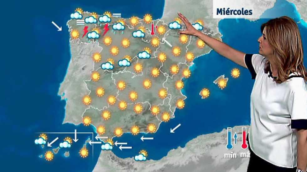 El tiempo en la Comunidad Valenciana - 21/06/16