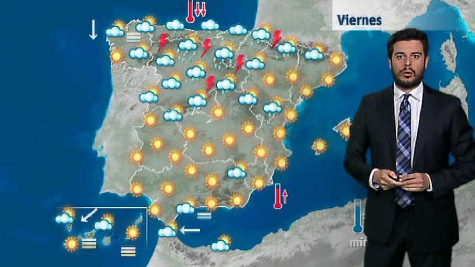 El tiempo en la Comunidad Valenciana - 23/06/16