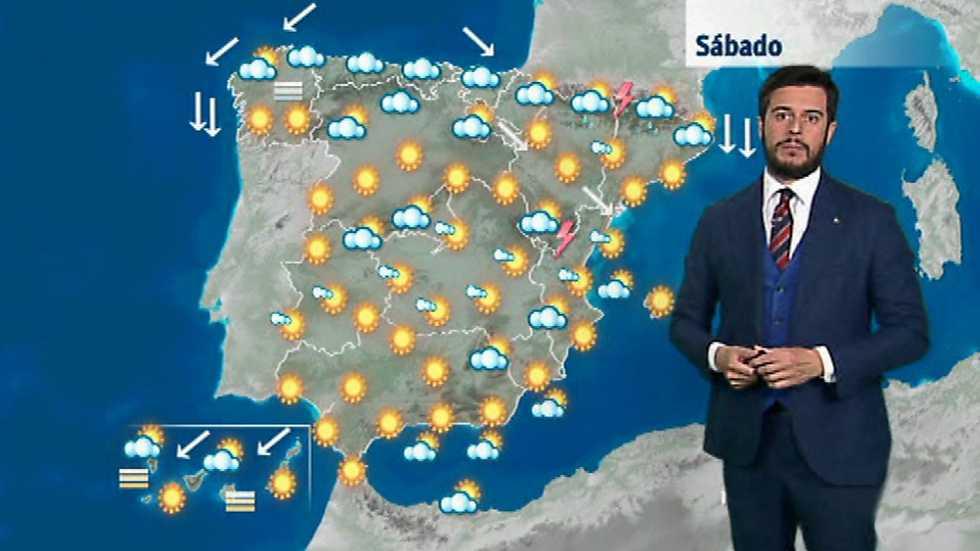 El tiempo en la Comunidad Valenciana - 24/06/16