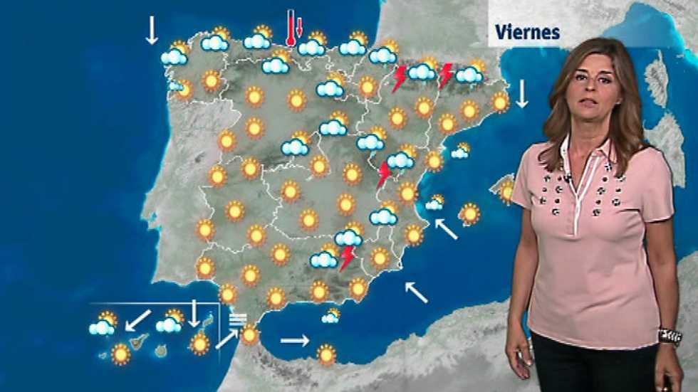 El tiempo en la Comunidad Valenciana - 30/06/16